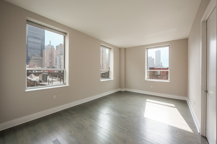 NEW LISTING !! Stunning, CORNER  2 BED / 2 BATH in HELL'S KITCHEN !!